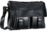 Aunts & Uncles Early Bird Postbag M Laptoptasche black