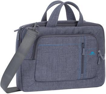 RivaCase® Notebooktasche 33,8 cm (13.3 Zoll) Schutzhülle Grau