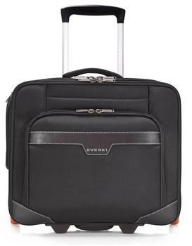 "Everki Journey Business Laptop Trolley 16"" black"