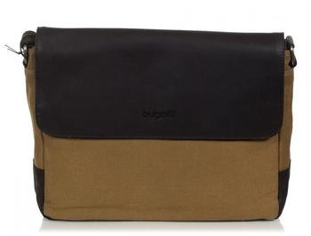 BUGATTI Urbano Messenger Bag mit Laptopfach 35 cm