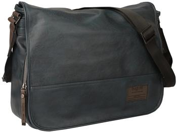 BUGATTI Moto D Messenger Bag mit Laptopfach 15,6 Zoll 05 blau