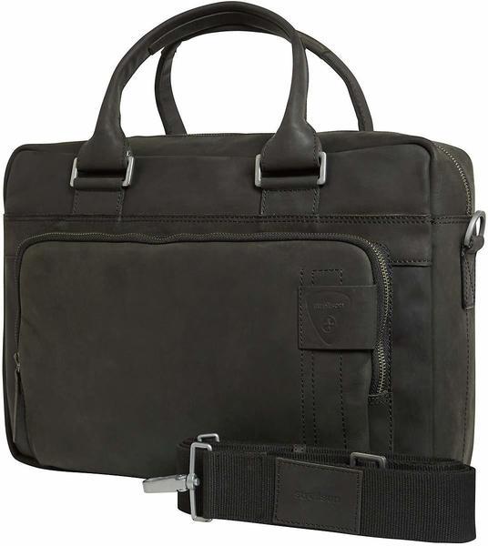 strellson Laptoptasche Richmond Soft Briefcase schwarz