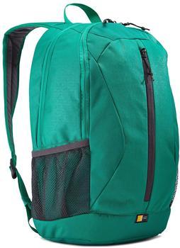 Case Logic Ibira Daypack für maximal: 39,6 cm (15.6 Zoll) grün