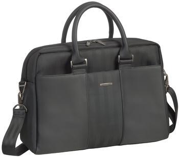 "RivaCase® Rivacase Narita Business Laptoptasche 14"" Zoll Schwarz"
