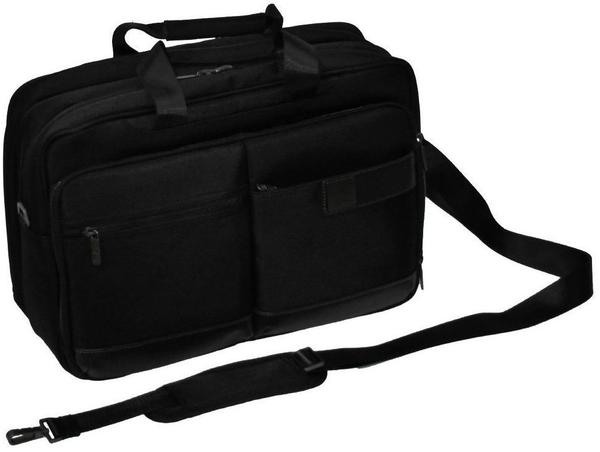 Titan Sac dordinateur portable Power Pack noir Koffer, 45 cm, 32 liters, Schwarz (Noir)
