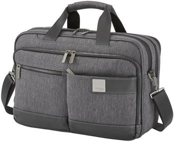 Titan Power Pack Laptop Bag S mixed grey