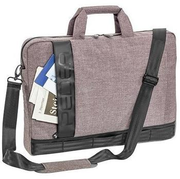 "PEDEA Notebooktasche ""Fancy"" 43,9cm 17,3 beige"