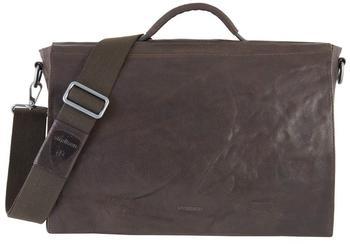 Strellson Coleman Leder Briefbag Messenger Aktentasche 4010001627