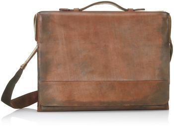 Jost Ranger 2453 Aktenmappe Cognac - NotebooktascheTablet