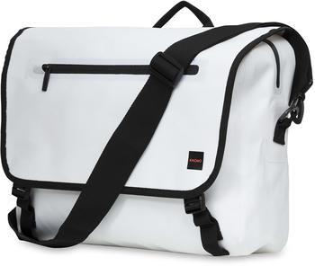 Knomo Thames Rupert, Messengertasche für Laptop 35,56 cm 14 Zoll) weiß