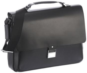 Porsche Design Shyrt-Leather BriefBag FS black (4090001834)