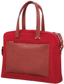 "Samsonite Zalia Ladies Business Bag 14,1"" red (74556)"
