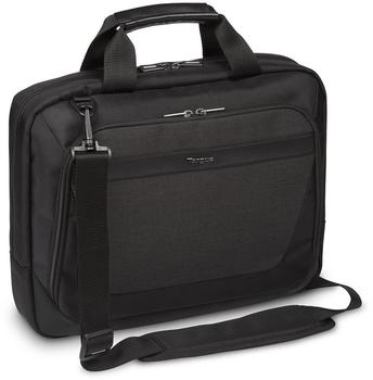Targus CitySmart Essential Multi-Fit 31-35,6cm 12,5-14inch Laptop Topload Black & Grey