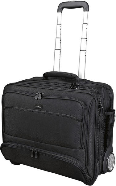 Lightpak Business Laptop-Trolley Sky black