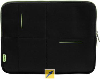 """Samsonite Airglow Sleeve 15,6"""" black/green"""