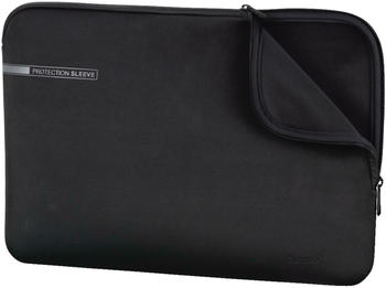 "Hama Notebook-Sleeve Neoprene 15,6"" schwarz"