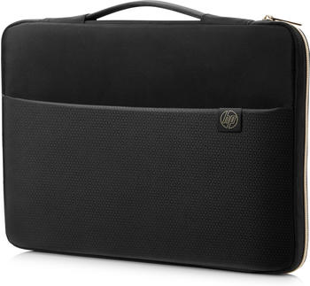 "HP Carry Sleeve 15.6"" black/gold (3XD35AA)"