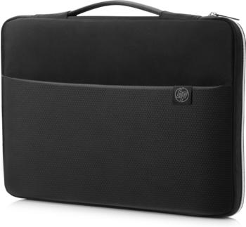 "HP Carry Sleeve 17.3"" black/silver (3XD38AA)"