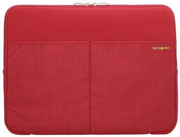 "Samsonite Colorshield 2 Laptop Sleeve 15,6"" (115283) tibetan red"