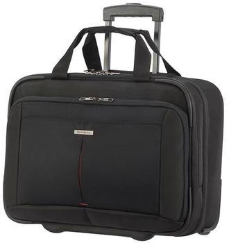 """Samsonite Guardit 2.0 Rolling Laptop Bag 17.3"""" (115332) black"""