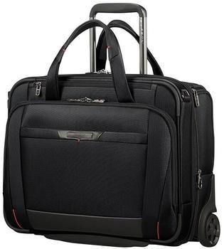 "Samsonite Pro-DLX 5 Rolling Laptop Bag 15.6"" black"