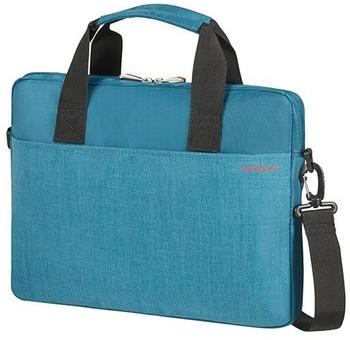 """Samsonite Sideways 2.0 Laptop Sleeve 14"""" moroccan blue"""