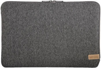 "Hama Notebook Sleeve Jersey 14,1"" dark grey"
