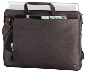 Hama Notebook-Bag Manchester 13.3 brown