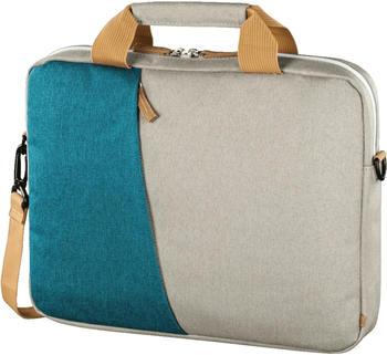 "Hama Florenz Laptop Bag 15,6"" grey/black"