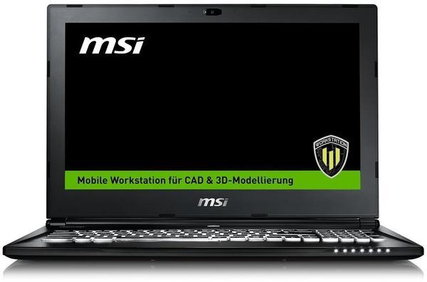 MSI WS60-6QI8H11FD (16H8-SKU1504)