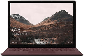 Microsoft Surface Laptop i5 256GB rot
