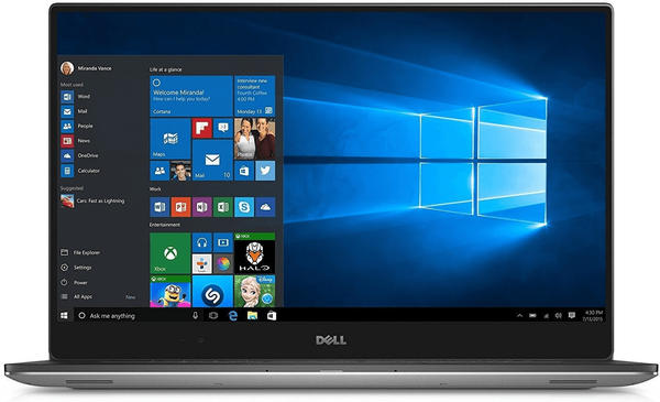 Dell XPS 15 (9560-1561)