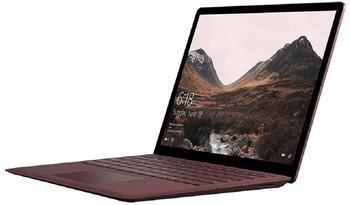 Microsoft Surface Laptop 2.5GHz i7-7660U 13.5Zoll 2256 x 1504Pixel Touchscreen Burgund Notebook JKR-00039
