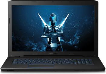 Medion ERAZER P7651 Notebook 43,9cm (17,3'') MD 60811, Intel®Core i7, GTX1050, 256GB SSD, 1TB HDD,