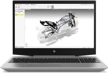 HP ZBook 15v G5 39.6cm 15.6Zoll FHD AG DSC Intel i7-8750H 1x16GB 256GB/SATA/SSD ...