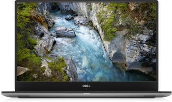 Dell XPS 15 9570-0330, Notebook silber, Windows 10