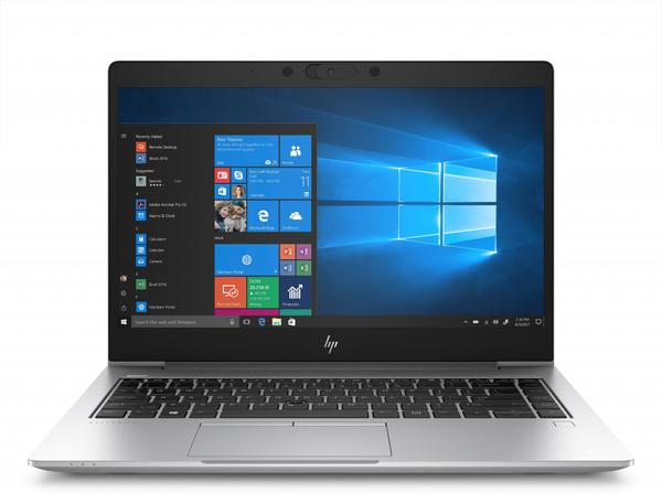 HP EliteBook 745 G5 2GHz 2500U 14Zoll 1920 x 1080Pixel Silber Notebook