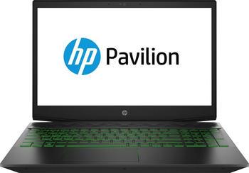 HP Gaming Pavilion 15-cx0002ng Notebook schwarz