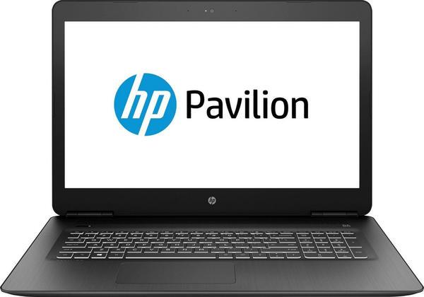 HP 17-ab404ng Notebook schwarz