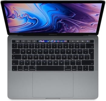 "Apple MacBook Pro 13.3"" 2018 Notebook Grau macOS High Sierra"
