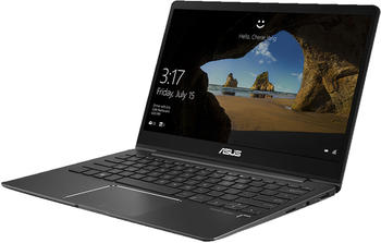 Asus ZenBook 13 33,7cm Grey (P) 33.8cm (13.3 Zoll) Notebook Intel Core i7 8GB 256GB SSD Nvidia GeFor