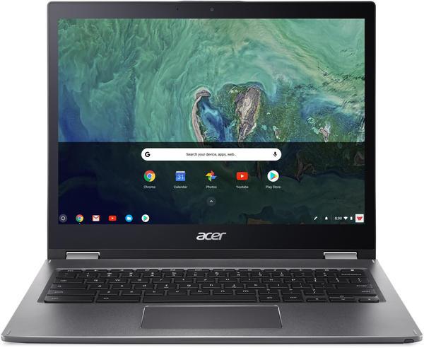 Acer Chromebook Spin 13 CP713-1WN-5979 Notebook anthrazit/schwarz, Google Chrome OS