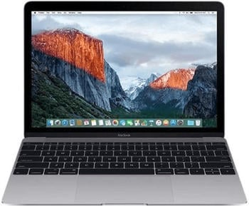 "Apple MacBook Retina (2017) 12,0"" m3 1,2GHz 8GB RAM 256GB SSD Space Grau"