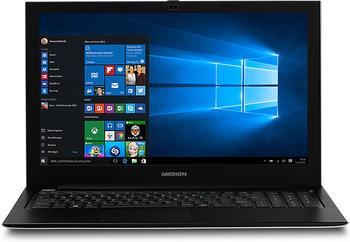 """Medion MEDION® AKOYA® S6219, Intel® Pentium® N3710, Windows10Home, 39,6 cm (15,6"""") FHD Display, 4 GB RAM, 128 GB eMMC, Notebook"""