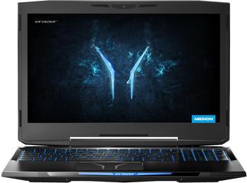 "Medion ERAZER X6805 Gaming Notebook 15.6"" Full HD IPS, Intel Core i5-8300H, 8GB DDR4, 256GB SSD, GTX 1060 6GB, Windows 10 Home"