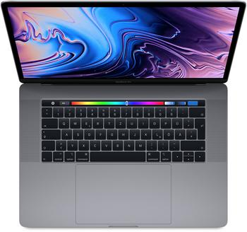 Apple MacBook Pro with Touch Bar - Core i9 2,9 GHz - macOS 10,13 High Sierra - 16 GB RAM - 512 GB SSD - Deutsch