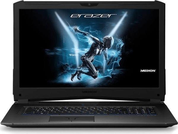 Medion ERAZER X7859 Gaming Notebook 17.3