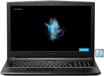 Medion ERAZER® P6705 39.6cm (15.6 Zoll) Gaming Notebook Intel Core i5 8GB DDR4-RAM 256GB SSD Nvidia