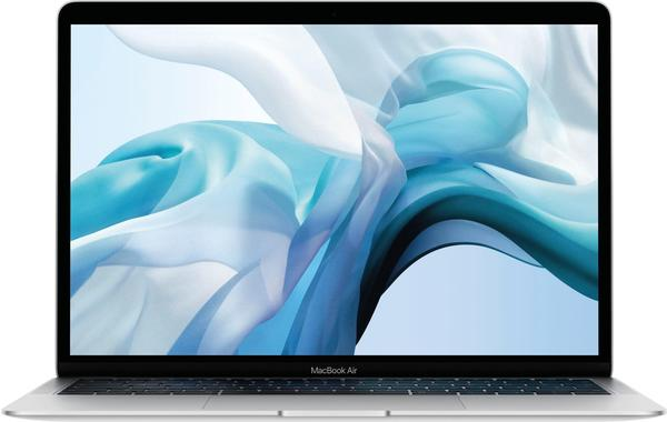 Apple MacBook Air (2018) 256 GB SSD silber