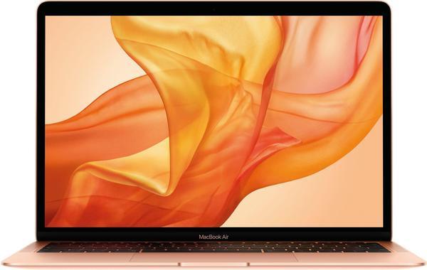 Apple MacBook Air (2018) 128 GB SSD gold